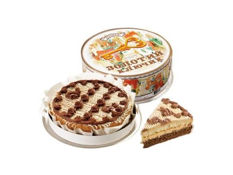 Торт Золотий ключик